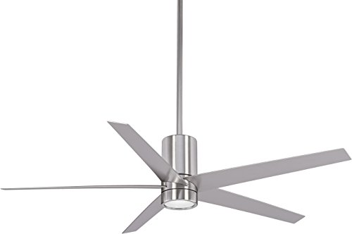 Minka-Aire F828-BN Symbio LED 56' Indoor Ceiling Fan