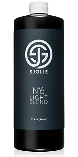 Spray Tan Solution - SJOLIE No. 6 - Light Blend for Fair Skin - (32oz)