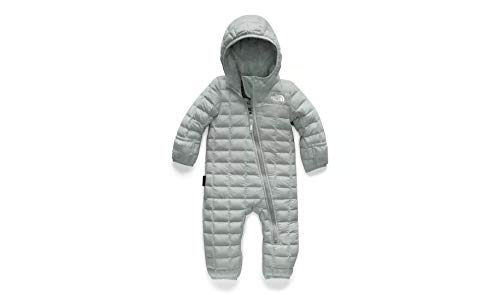 The North Face Kids Thermoball Eco Bunting (Infant) Meld Grey 12-18 Months