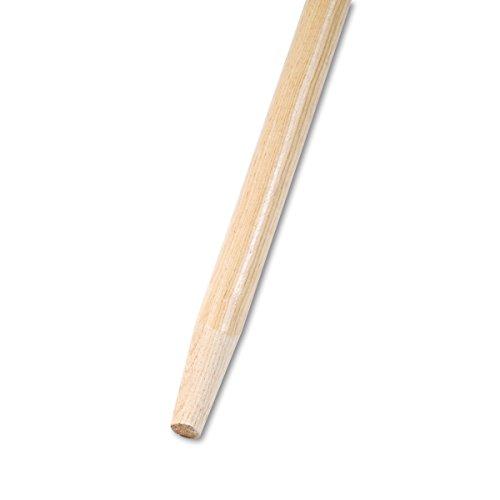 Boardwalk Brush 125 1-1/18 Inch Diameter x 60 Inch Length, Tapered End Bamwood Broom Handle