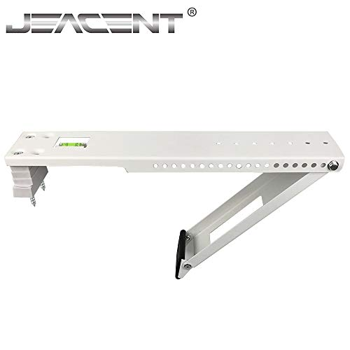 Jeacent AC Window Air Conditioner Support Bracket Heavy Duty, Up to 165 lbs