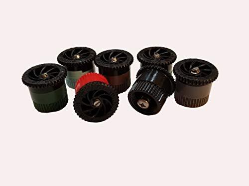 Modtek Replacement Pop UP Sprinkler Heads for RainBird, Hunter, Orbit Pop Up Sprinklers (10, 15AN)