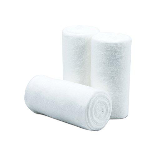 Orthopedic Cotton Cast Padding 4'X4 yds 12/Bg