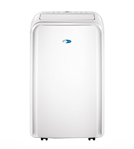 Whynter ARC-126MD 12,000 BTU Dual Hose Portable Air Conditioner, Dehumidifier, Fan with 3M and SilverShield Filter plus Storage bag for Rooms up to 450 sq ft