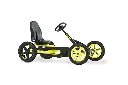 Berg Pedal Car Buddy Cross | Pedal Go Kart, Ride On Toys for Boys and Girls, Go Kart, Outdoor Games and Outdoor Toys, Adaptable to Body Lenght, Pedal Cart, Go Cart for Ages 3-8 Years