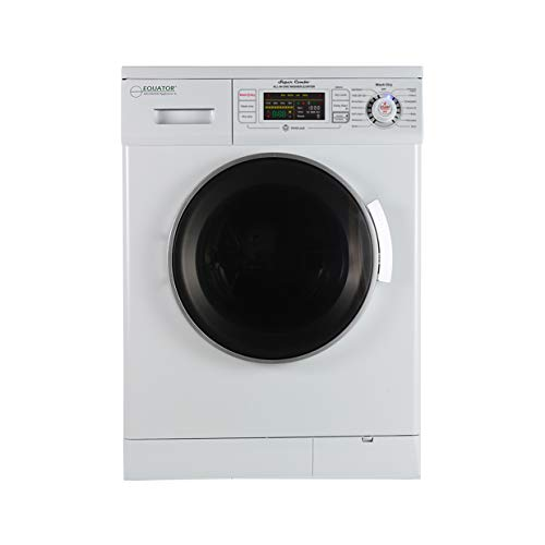 Equator 2020 24' Combo Washer Dryer White Winterize+Quiet