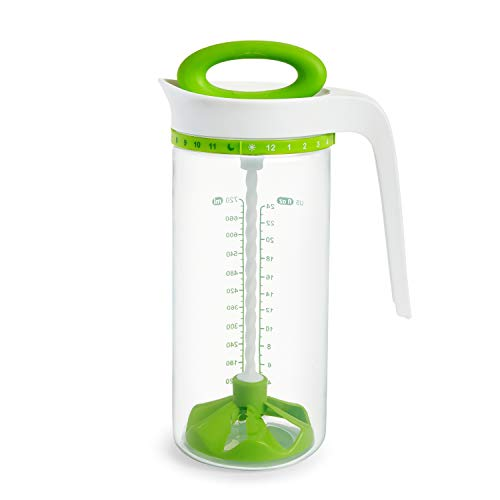 Munchkin Smart Blend Formula Mixing Pitcher, Green, 24 Ounce