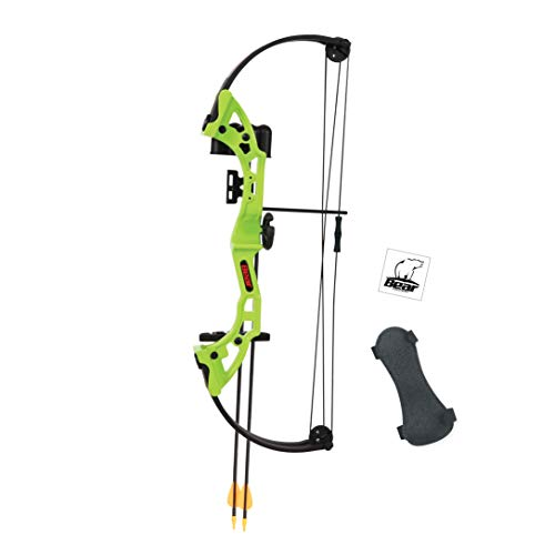 Bear Archery Brave Youth Bow –Green