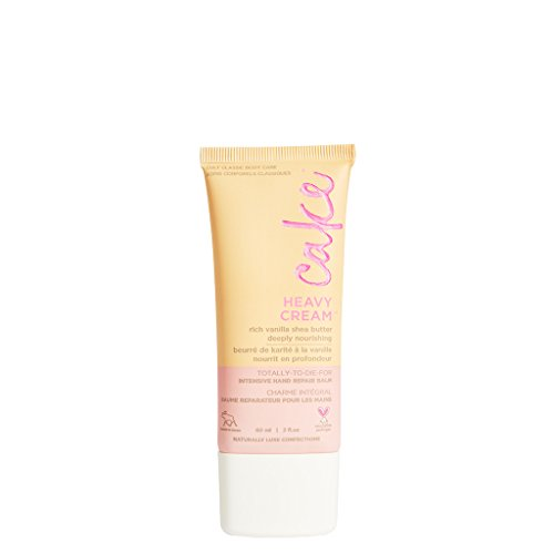 Cake Beauty Heavy Cream Intensive Hand Repair Balm, 2 Ounces