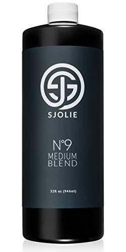Spray Tan Solution - SJOLIE No. 9 - Medium/Dark Blend (32oz)