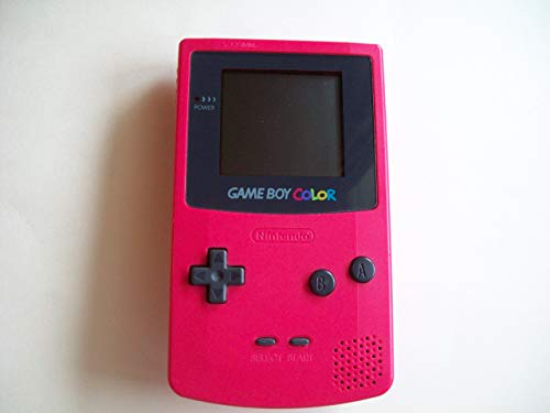 Game Boy Color - Berry (Renewed)