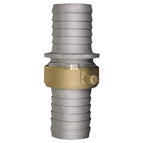 Apache 97438105 Pin Lug Fitting Set, Aluminum, 2'