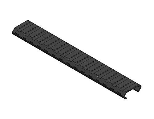 Missouri Tactical Products LLC Picatinny Rail Hand Protection (Black)