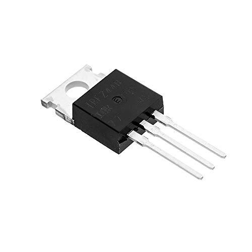 Bridgold 20pcs IRFZ44N IRFZ44 N-Channel MOSFET Transistor, International Rectifier Power 49 A 55 V,3-Pin