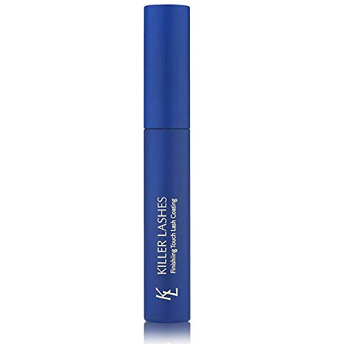 Killer Lashes Clear Mascara for Nourishing Eyelashes and Preventing Damage and Mascara Smudges