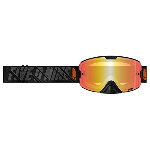 509 Black Fire Kingpin Goggle