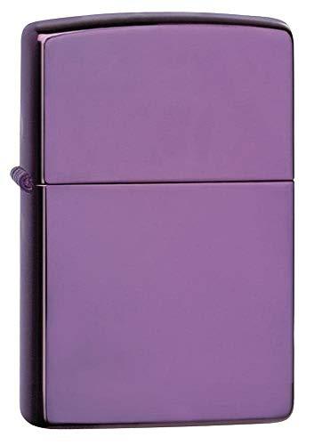 Zippo High Polish Purple Lighter