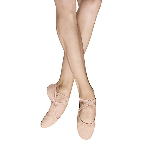 Bloch Women's Performa Dance Shoe, Theatrical Pink, 7.5 B US