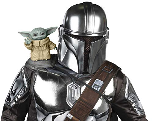Rubie's Star Wars The Mandalorian The Child Shoulder Sitter Costume Accessory
