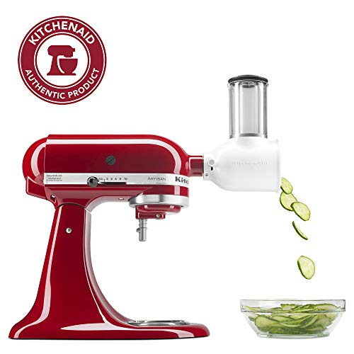 KitchenAid Fresh Prep Slicer/Shredder Attachment, White