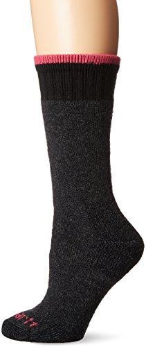 Carhartt Women's Extremes Cold Weather Boot Sock, 1 Pair, Grey, Shoe Size: 4-9