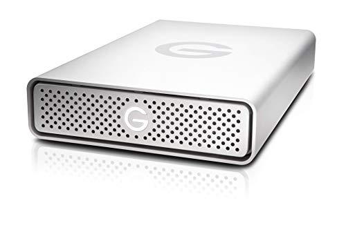 G-Technology 6TB G-DRIVE USB-C (USB 3.1 Gen 1) Desktop External Hard Drive - 0G05670