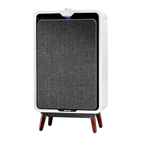 BISSELL air320 Smart Air Purifier with High Efficiency and Carbon Filters for Large Room and Home, Quiet Bedroom Air Cleaner for Allergies, Pets, Dust, Dander, Pollen, Smoke, Odors, Auto Mode, 2768A