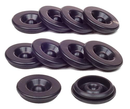 10 Pack Grease Plugs Fits 1.98 Inch Hub Dust Cap Fits Most 2,000-3,500 Pound Axles Dexter 85-1 AL-KO Tiedown Eng Replacement EZ Lube Axle