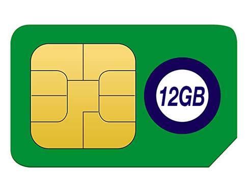 International Data SIM Card