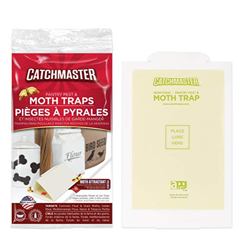 Catchmaster Pantry Pest And Moth Traps - Pack of 6 Traps