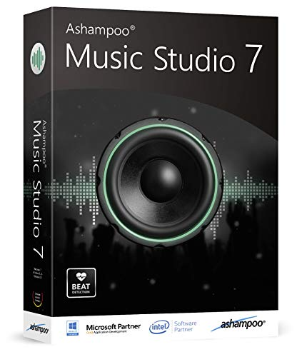 Audio Recorder and Editor - professional sound studio for recording, editing and playing all common audio files: WAV, AIFF, FLAC, MP2, MP3, OGG for Windows 10, 8.1, 7