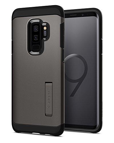Spigen Tough Armor Designed for Samsung Galaxy S9 Plus Case (2018) - Gunmetal