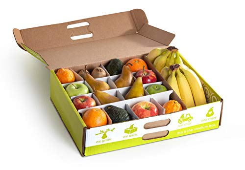 Branch to Box Office Fruit Delivery, Medium Box & Fruit Only
