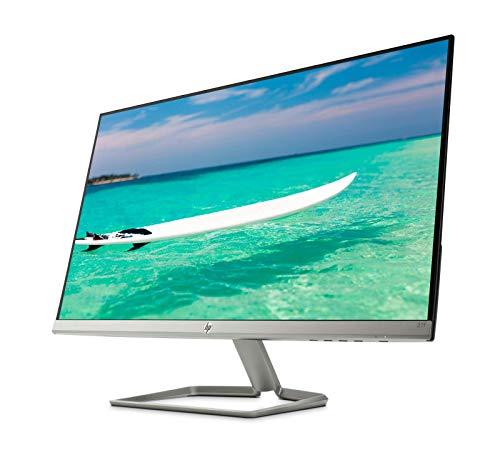 New HP 27f Display 27' Full HD IPS Ultra-Slim Backlit LED Micro-Edge VGA HDMI
