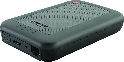 Emtec P700 Series 1TB USB3.0 WI-FI HDD (ECHDD1000P700), Black
