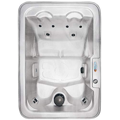 QCA Spas Model 1 North Star Hot Tub, 80.5 by 56.5 by 30-Inch, SIERRA