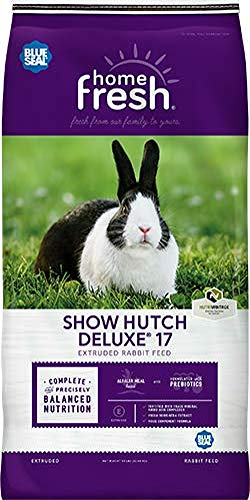 Blue Seal Show Hutch Deluxe Rabbit Food 10 Pounds (20 Pounds)