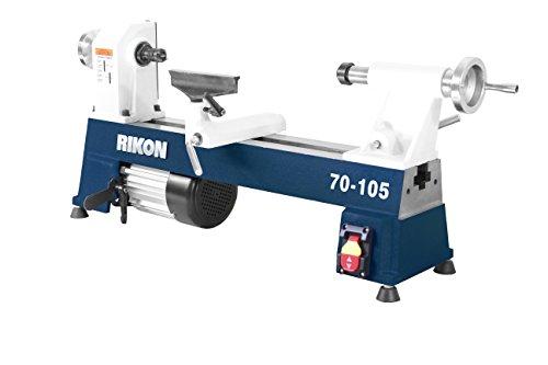 RIKON Power Tools 70-105 10' x 18' 1/2 hp Mini Lathe