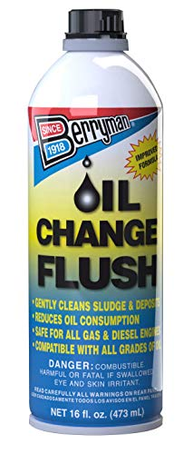 Berryman Products Oil Change Flush