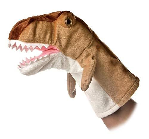 Aurora World Hand Puppet Plush T Rex Dinosaur, 10' - 32026
