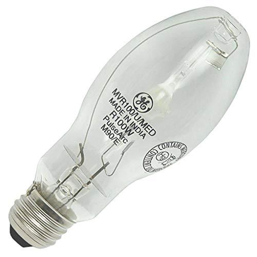 Current Professional Lighting MVR400/VBU/XHO High Intensity Discharge Quartz Metal Halide Light Bulb, ED37  (6 pack)
