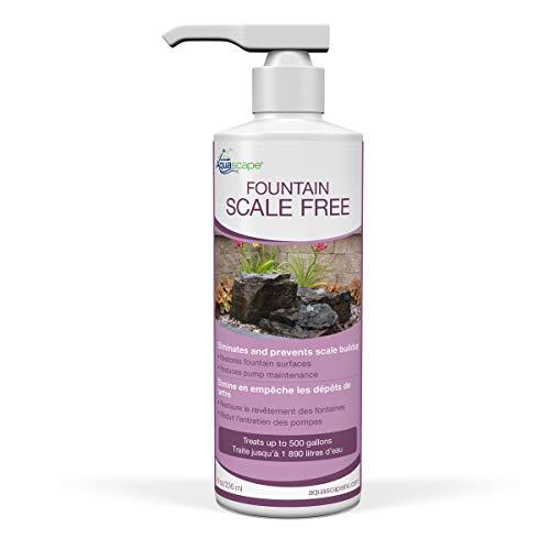 Aquascape 98907 Fountain Scale Free Water Treatment, 8-Ounce