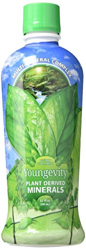 MAJESTIC EARTH PLANT DERIVED MINERALS - 32 FL OZ, 4 Pack