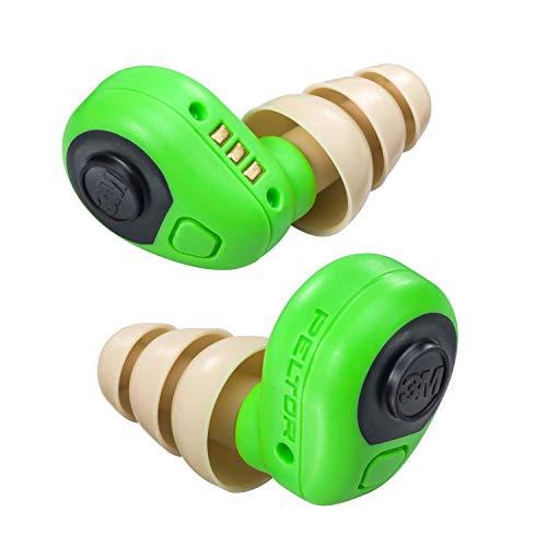 3M PELTOR EEP-100 Ear Plug Kit, Rechargeable, Noise Reduction, Construction, Manufacturing, Maintenance