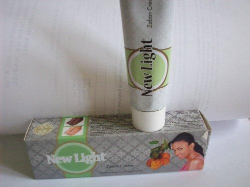 NEW LIGHT Zaban Super Fast Skin Bleaching Cream 47 mle