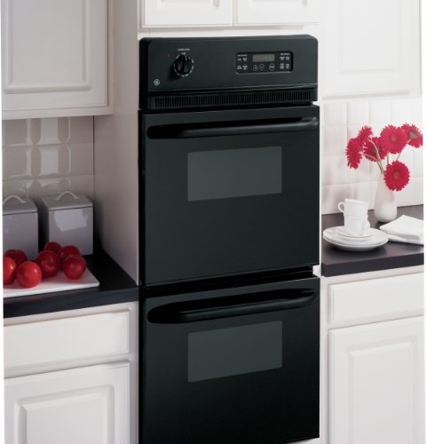 GE JRP28BJBB Electric Double Wall Oven