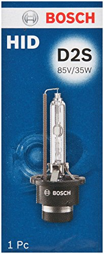 Bosch D2S High Intensity Discharge (HID) Bulb, Pack of 1