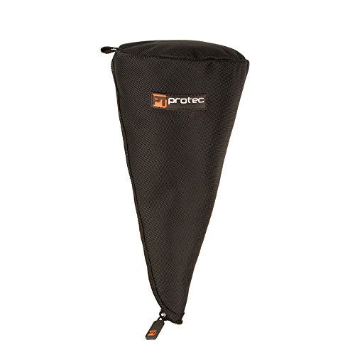 Protec French Horn Mute Bag with Case/Bag Clip, Model M403