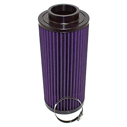 A-Team Powersports Replacement Air Filter Cabin Engine Fuel Air Cleaner Accessories Compatible with Polaris RZR 900 Trail Vehicle Air Cleaner for PL-8715 Purple