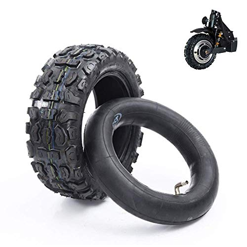 YLLN Scooter Tires,11-Inch All-Terrain Tires, 90/65-6.5 Snow Tires, Non-Slip and Wear-Resistant, Suitable for Electric Vehicle Tire Replacement Accessories
